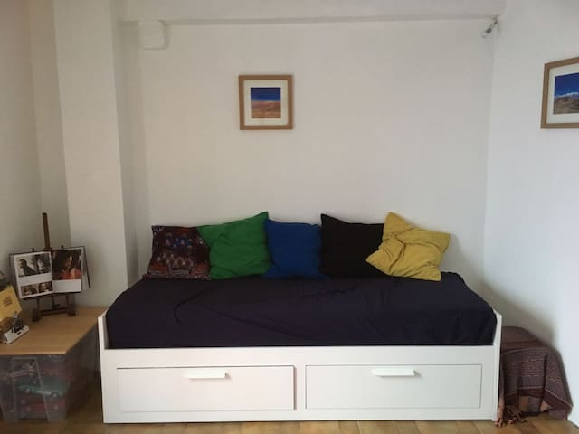 Une chambre au Vallon des Auffes - Marseille - Haus