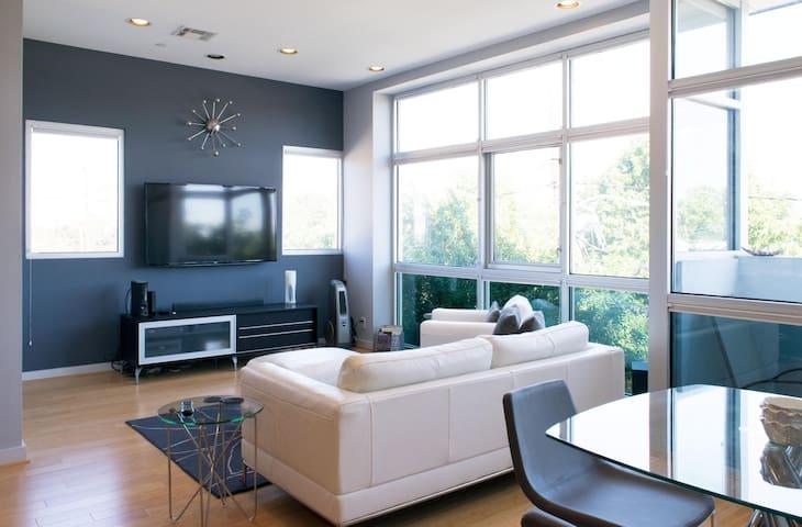 Contemporary Condo Montrose/Midtown - Houston - Apto. en complejo residencial
