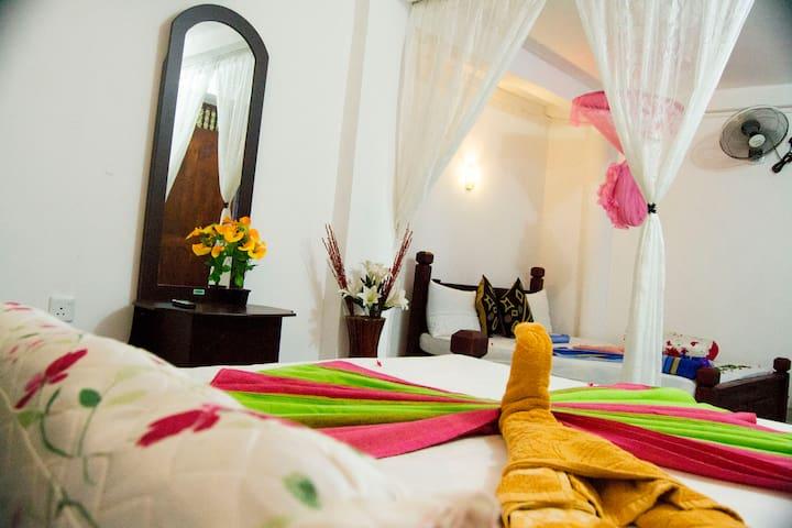 Sigiri Tarushan Homestay B&B - Sigiriya - Hus