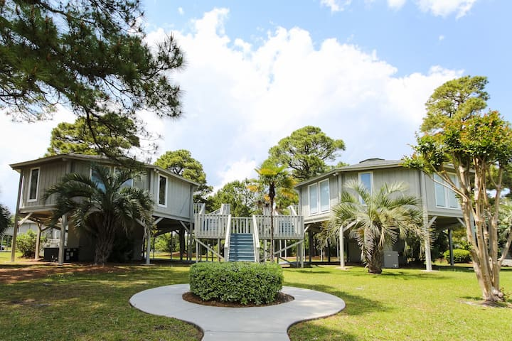 Two Bedroom Unit at Country Club Villas Resort
