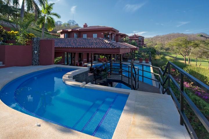 Ocean View Luxury Condo at Reserva Conchal