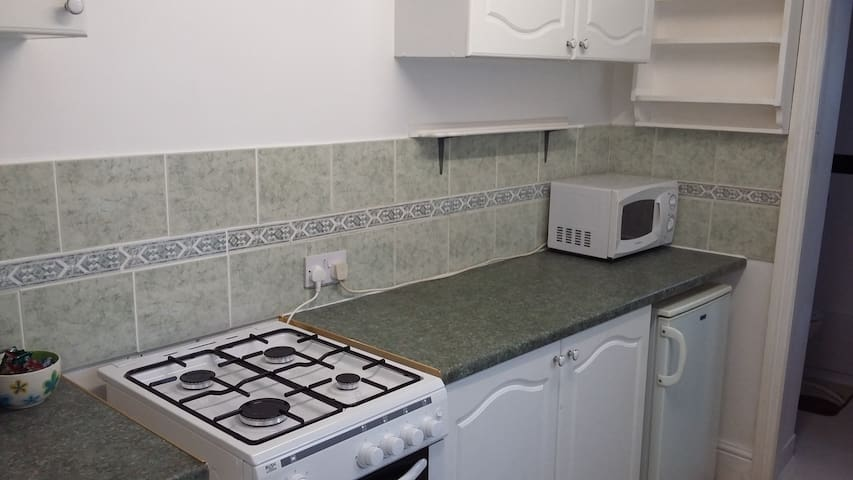 Comfortable Norwich basement Flat - Norwich - Apartment