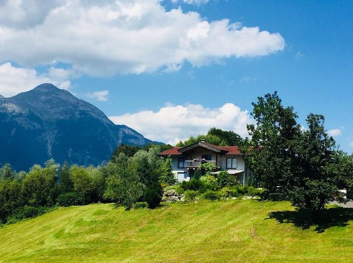 Ruhig gelegene Ferienwohnung in Tirol