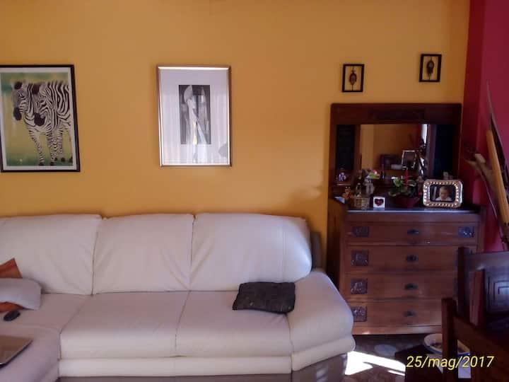 Appartamento Terme Vigliatore in pieno centro.