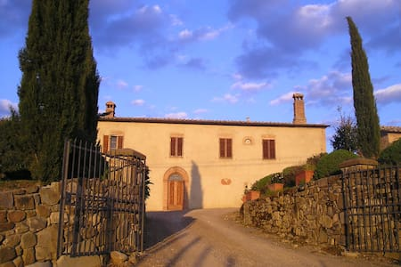 Charming Vineyard Rental with Pool (LC4) - Montalcino