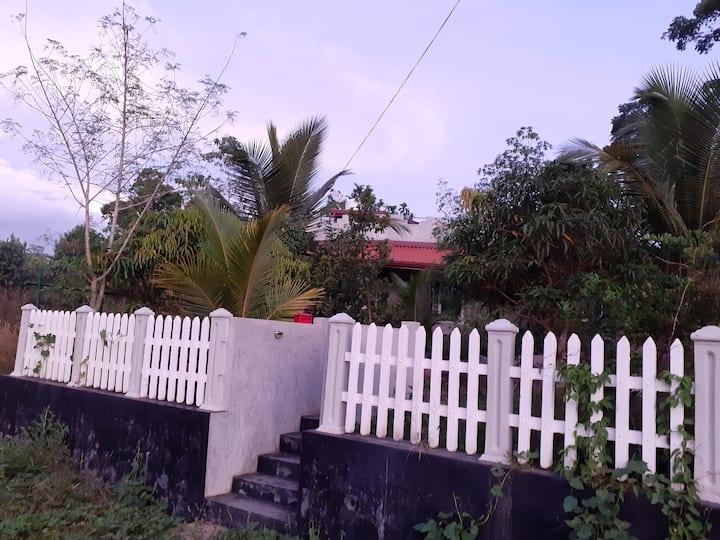 HOME STAY LANKA,Private Family Villa