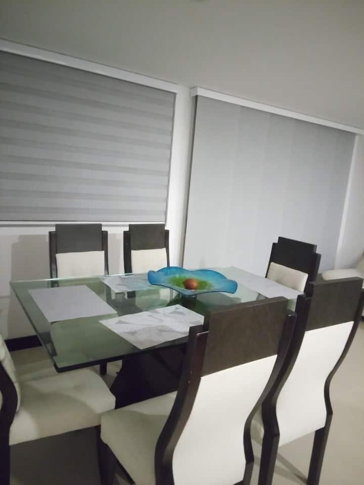 Habitación en apartamento nuevo