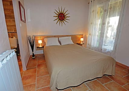 Villa la Musardiere chambre Denise - Villecroze