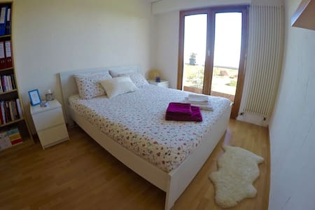 Private room close to Geneva, Palexpo & CERN - Huoneisto