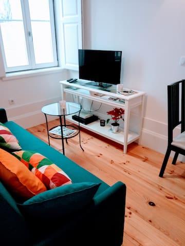 Lapa Studio Apartment