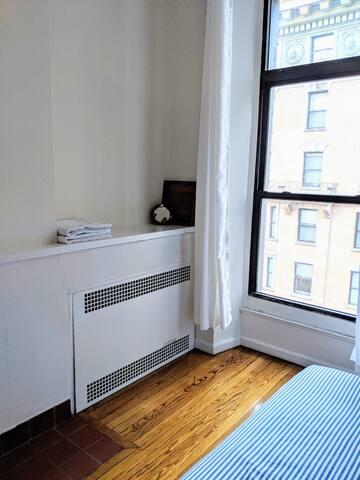 Countertop to put your belongings