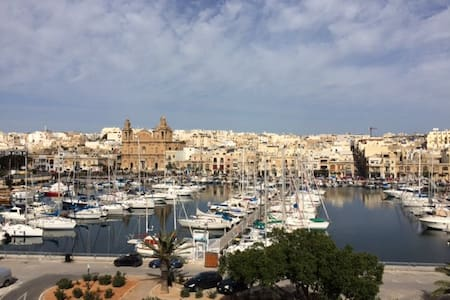 Apartment with Yacht Marina views - Pieta - Apartment