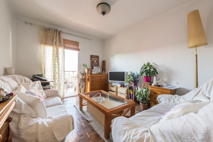 Beautiful room: Atocha Renfe area -Puente Vallecas
