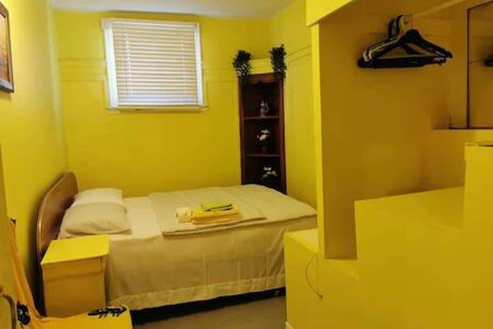 米兰小屋, Unit 201 - Double Room