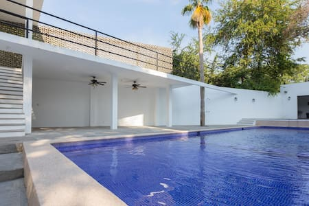 "Condominio ""Fontanal Vallarta"" con alberca - Puerto Vallarta - Appartamento"
