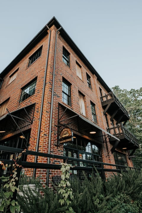 Serenbe Loft Getaway