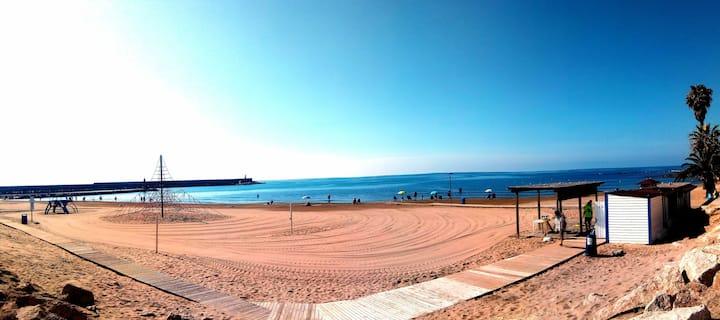 Villa Descanso en el mar...
