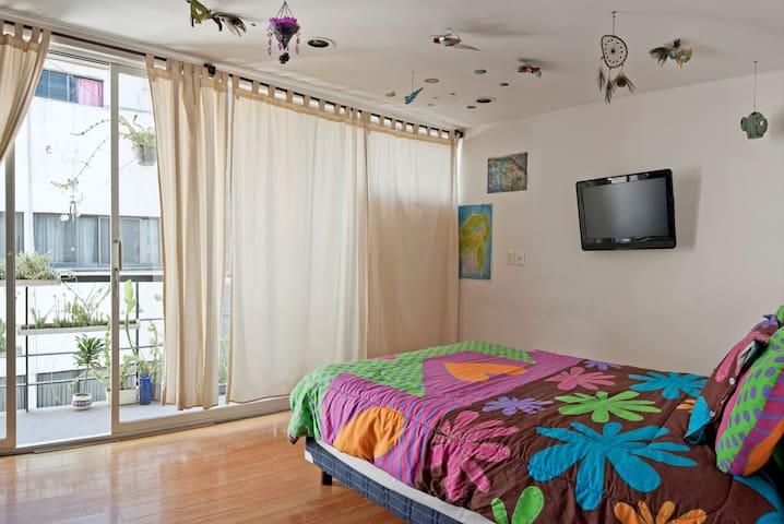 Departamento  Completo de Lujo - Ciudad de México - Apartament