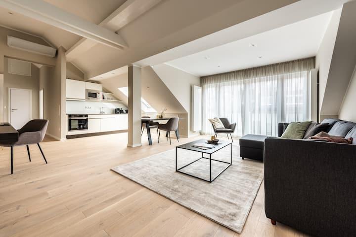 Neu in Dissen: Zentrale und komfortable Apartments