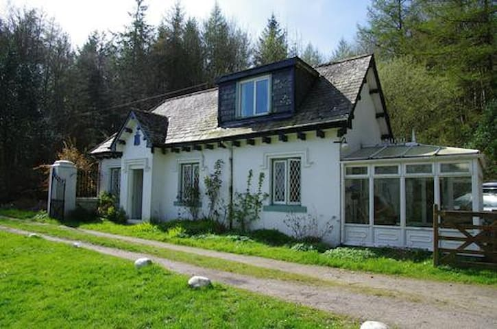 Bar Hill Lodge - secluded cottage