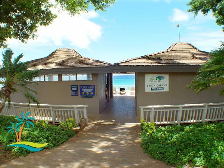CORNER UNIT, #1 Kaanapali Beach, GREAT VALUE - J216