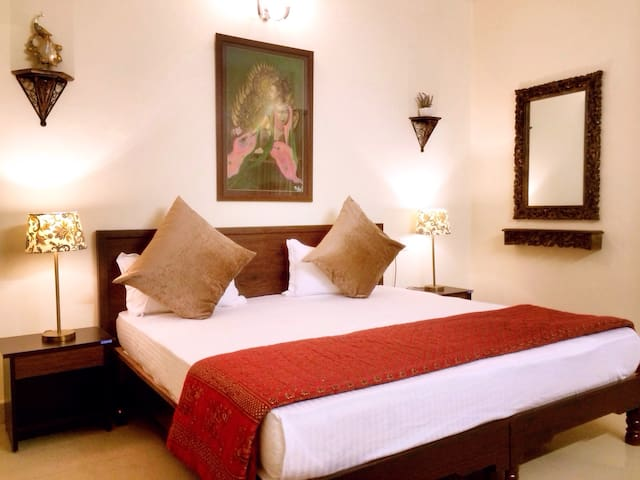 ★The Buddhayan Jaipur Centre suite★