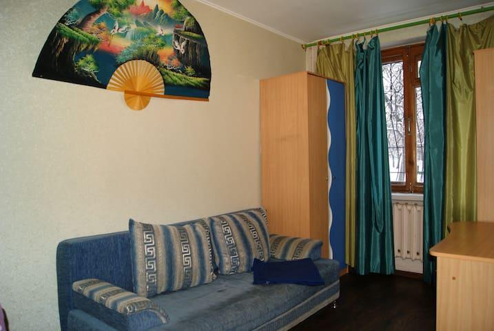 Двухкомнатная квартира на Соколе