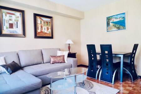 Apartamento a 450 m de la clinica Fernandez Vega