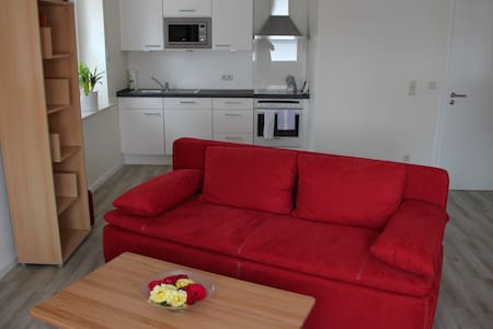 Zentrumsnahe helle Wohnung Meppen - Meppen