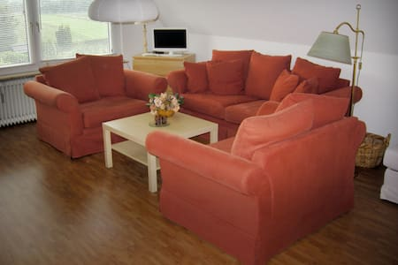 4 Zimmer / 2 Pers. 70,- € - Haus