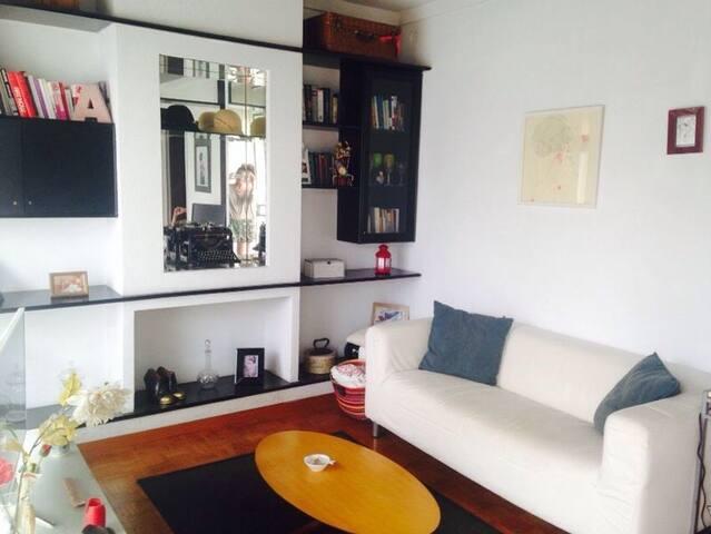 Habitación cerca de Avd. Diagonal - Barcelona - Departamento