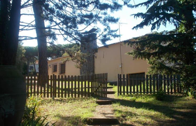 Can Sant Joan 20 pax, pool, wifi      HUTB-013179 - La Roca del Vallès - Haus