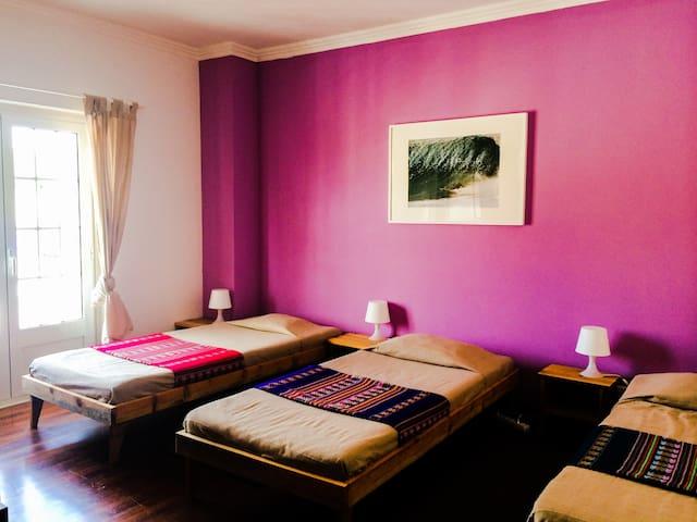 Omassim Guesthouse 3-bed room - Santo Isidoro - Penzion (B&B)