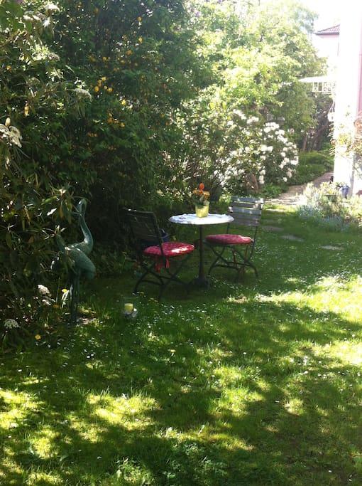 Tr s joli appartement lumineux maisons louer berlin berlin allemagne - Maison jardin berlin ...