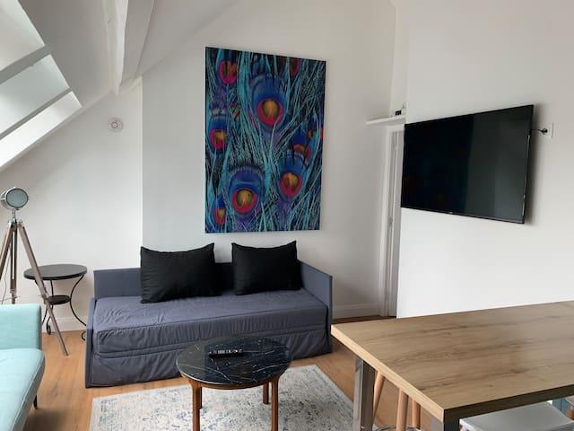 Appartement standing de 40 m2 quartier vieux Lille