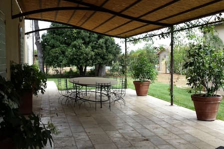 Vacation rental midst of vineyards - Bolgheri