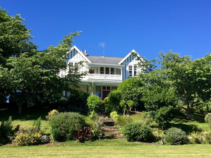 Mangawhare Historic Homestead Country B&B
