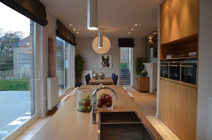 Private room in exclusive villa