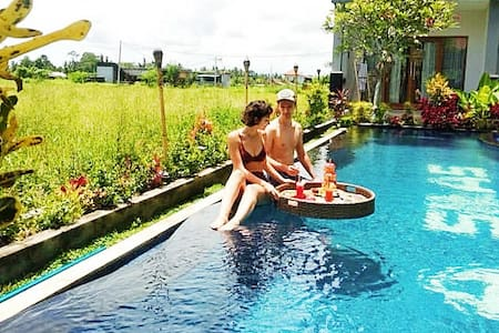 Tranquil Villa Walking Distance To Ubud Centre