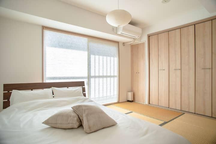 Hotel Kiro 9mins Walk to Kyoto Station, Type 601
