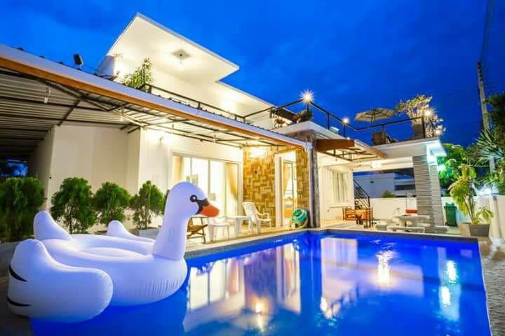 Timeless pool villa huahin - Tambon Hua Hin - Villa