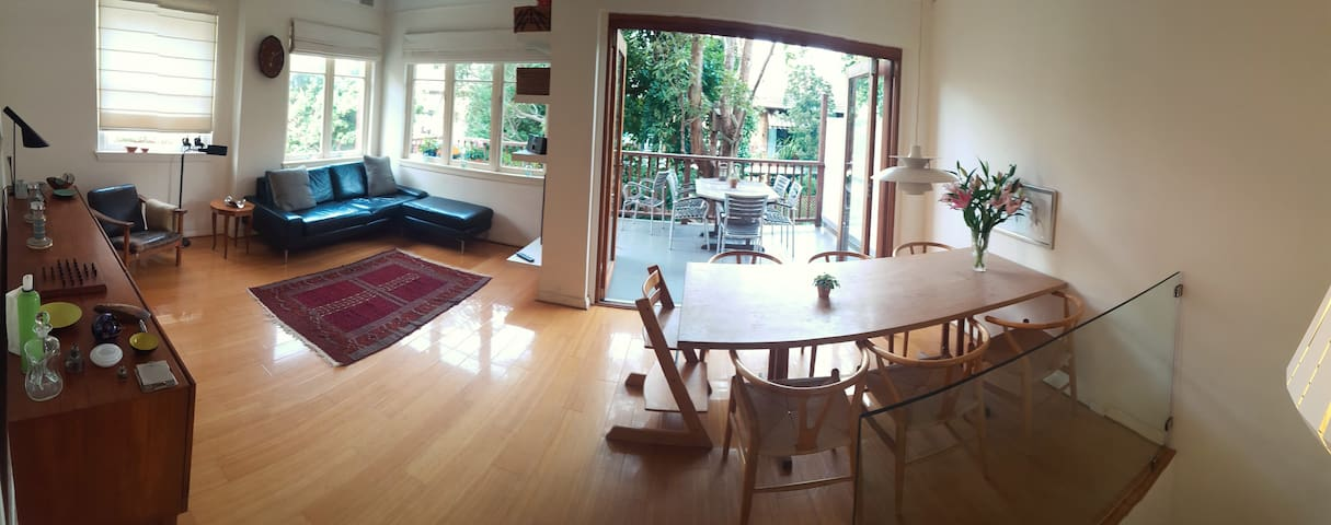 All July for 129/night - Town House 5mins from CBD - Neutral Bay - Townhouse