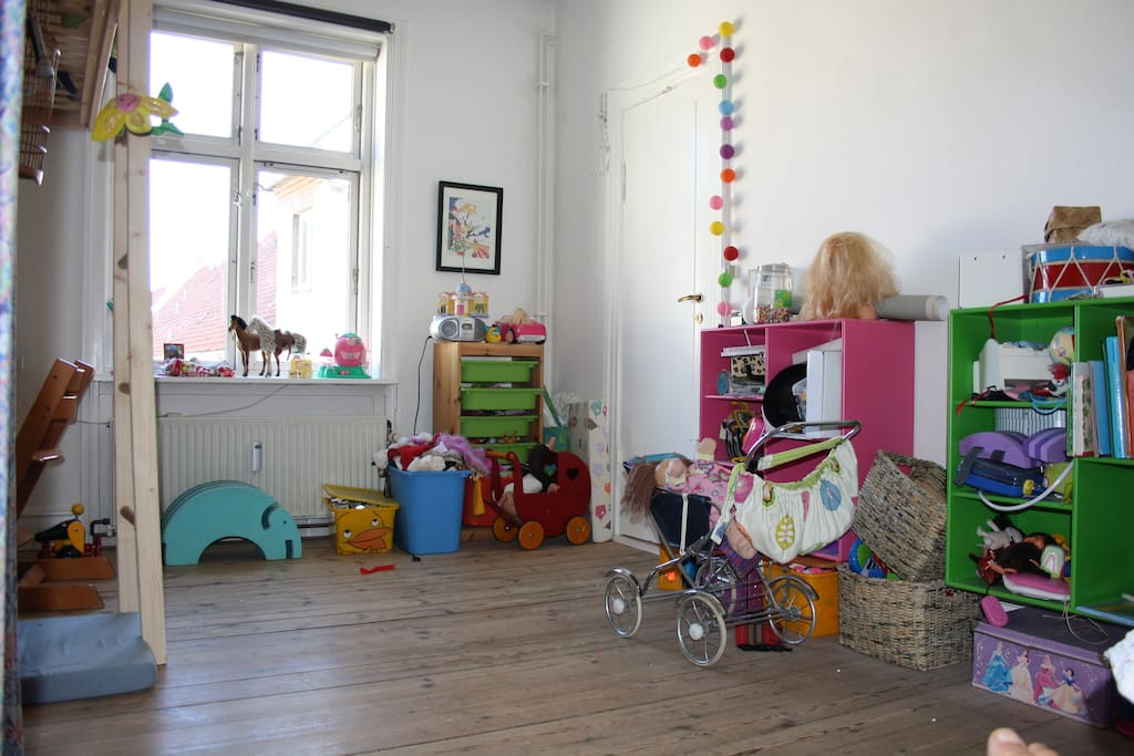 Børneværelse / Playroom