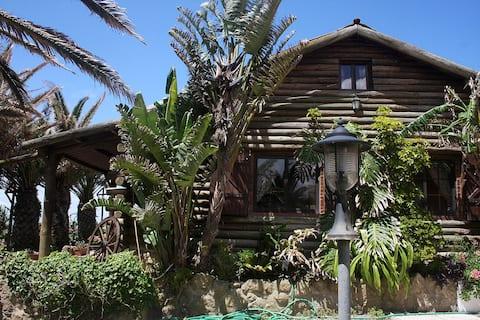 Cottage on a farm near the beach