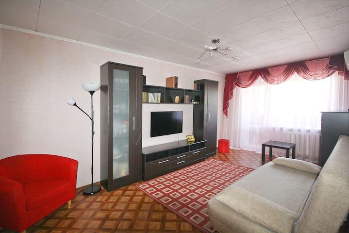 Комфортная квартира в Ейске