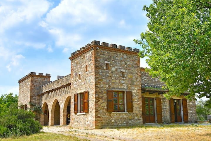Villa di lusso con Parco privato - Volta Mantovana