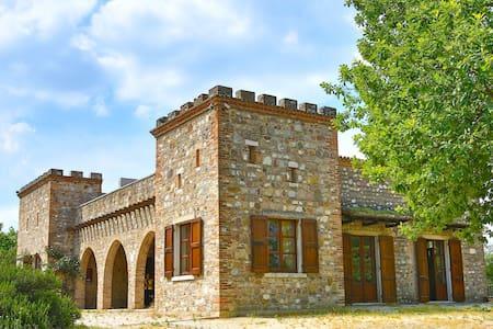 Villa di lusso con Parco privato - Volta Mantovana - 別荘