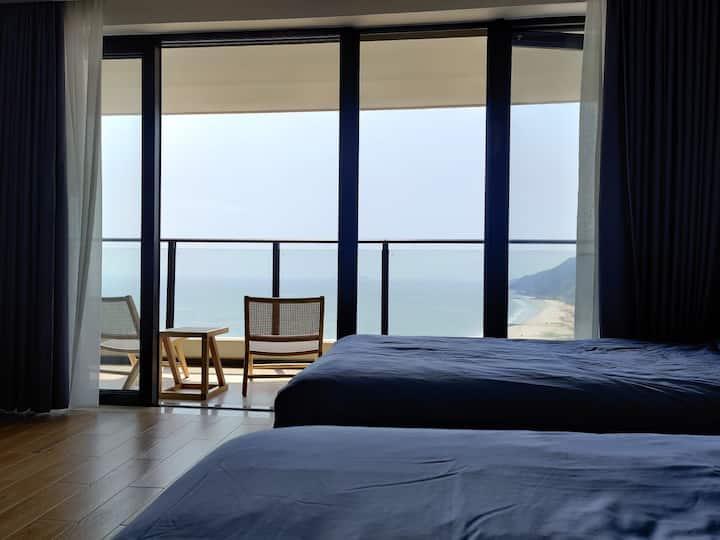 「海邸」汕尾马宫·保利金町湾·玥海·亲海·超视野海景·公寓