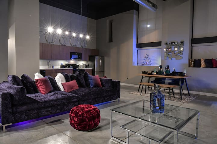 Elite Luxury Loft Downtown St. Louis