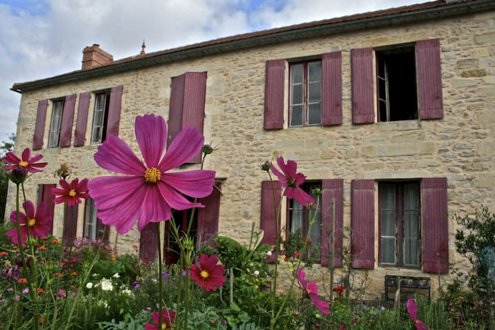 Une très belle chambre - Meilhan sur Garonne - 獨棟